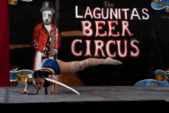 Lagunitas Beer Circus Lagunitas Brewing Company Time