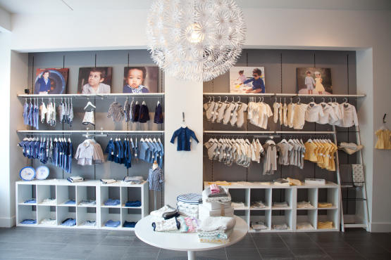 Monica Andy Flagship Baby Store Opens In Lincoln Park
