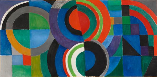 Exposition Sonia Delaunay au MAM