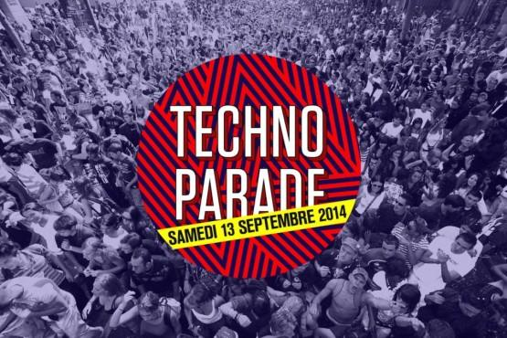 Techno Parade 2014