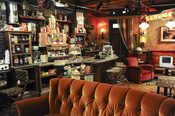 calling all friends fanatics a real life central perk is coming to nyc time out new york. Black Bedroom Furniture Sets. Home Design Ideas