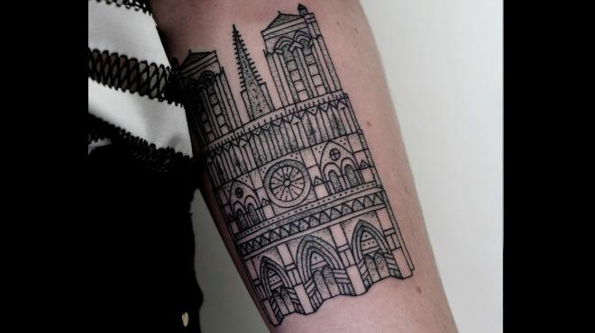 Tatouages De Paris Time Out Paris