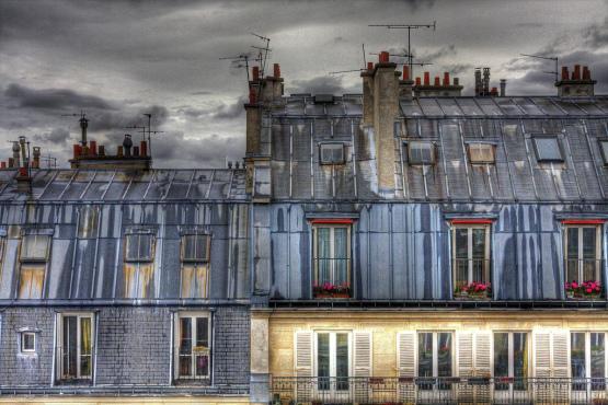 25 photos magnifiques de toits parisiens time out paris. Black Bedroom Furniture Sets. Home Design Ideas