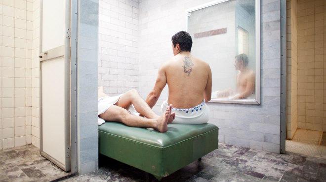 from Dariel gay bath sauna newark nj sex