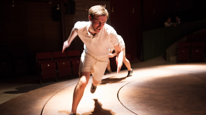 James McArdle (Harold Abrahams) in Chariots of Fire  Photo credit Manuel Harlan..jpg