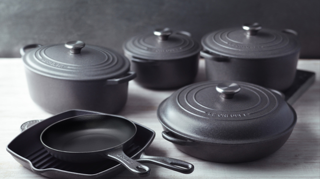 Le Creuset New Colour Launch
