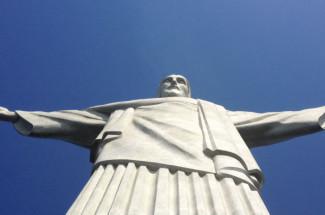 Cristo Rendentor, aka Christ The Redeemer, Rio de Janeiro, Brazil