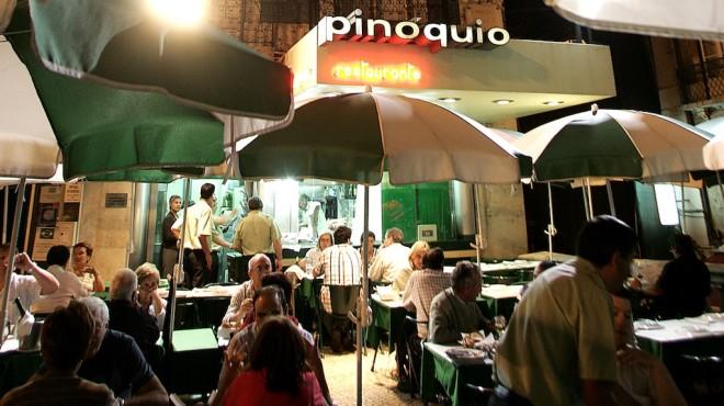Restaurante Pinoquio