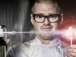 Heston Blumenthal, chef and restaurateur