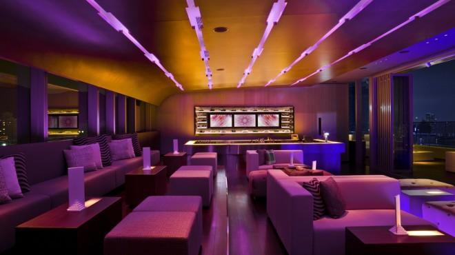 Sugar Bar, Hotel East, Hong Kong
