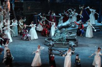 Boris Gudanov at the Bolshoi Theatre, Moscow, Russia