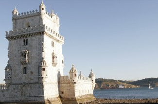 The Torre de Belém in Lisbon