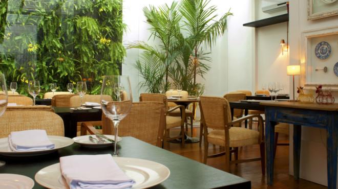 Fine dining at Irajá Gastro, Rio de Janeiro, Brazil