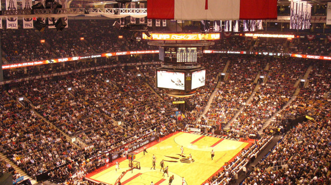 Air Canada Centre, Toronto, Canada