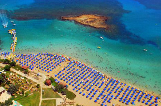 Fig Tree Bay, Protoras, Cyprus