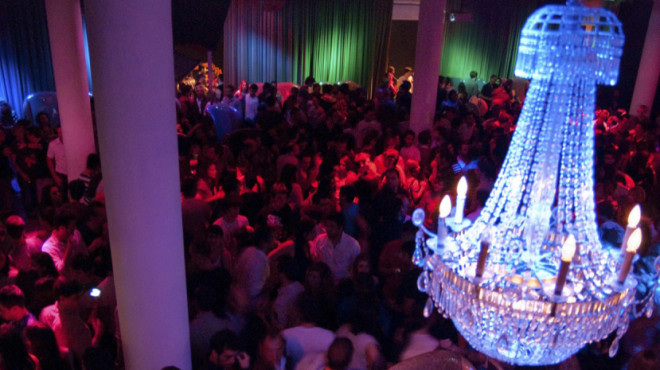 Lux nightclub in the Portuguese capital Lisbon.