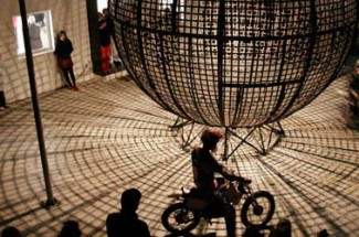 Installation at Galeria Vermelho, Sao Paulo, Brazil