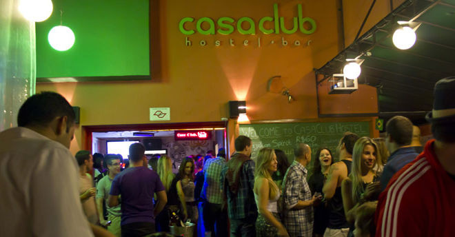 Casa Club hostel, Sao Paulo, Brazil