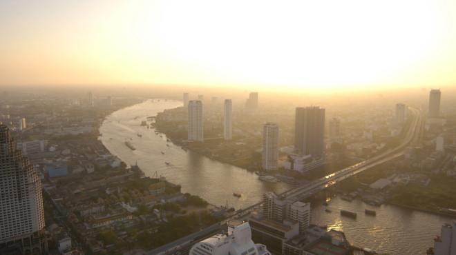 Bang Rak District, Bangkok, Thailand