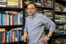 Benny Tai, organiser of Occupy Central Hong Kong