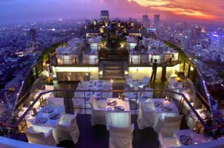 Vertigo & Moon Bar, Bangkok, Thailand