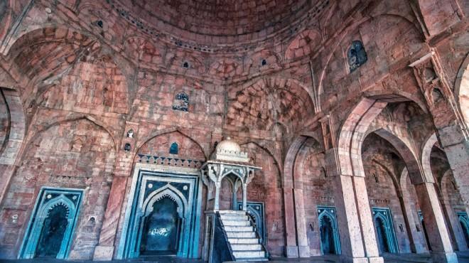 Hoshang Shah's tomb , Mandu, India