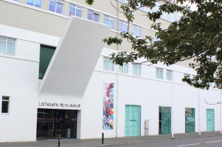 Reykjavik Art Museum's Hafnarhús location