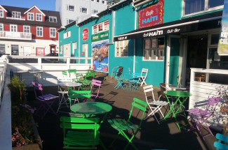 Café Haiti, Reykjavik