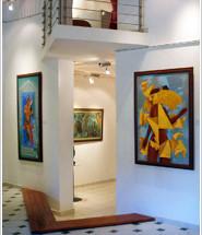 Galería Villa Manuela, Havana, Cuba
