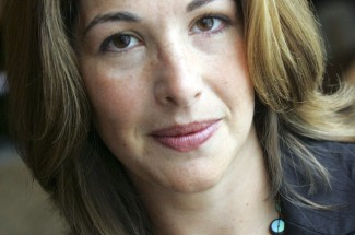 Naomi Klein, author, and her new book Shock Doctrine