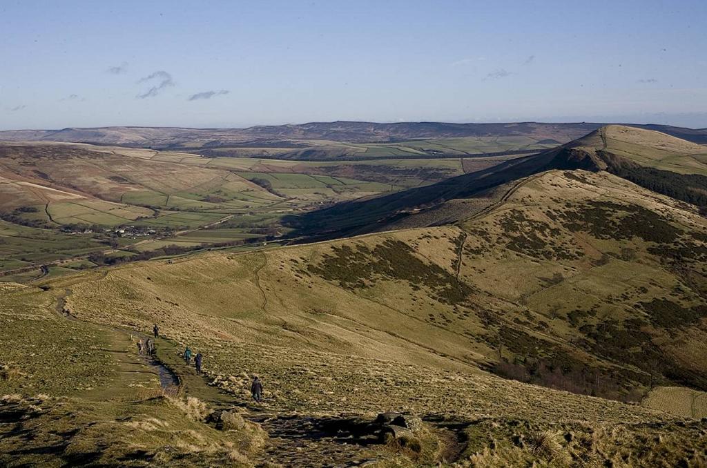 Castleton, the Peak District, Derbyshire