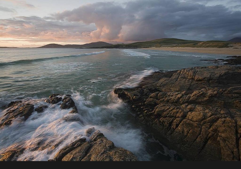 Luskentyre beach, Isle of Harris, Outer Hebrides