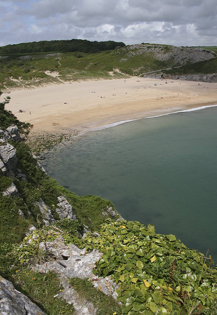Barafundle Bay, Wales