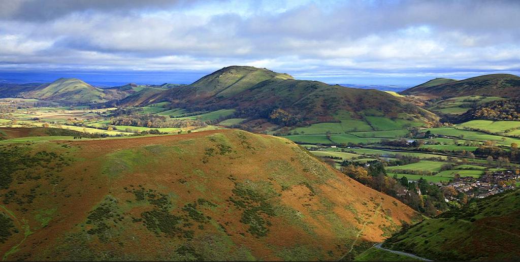 South Shropshire Hills