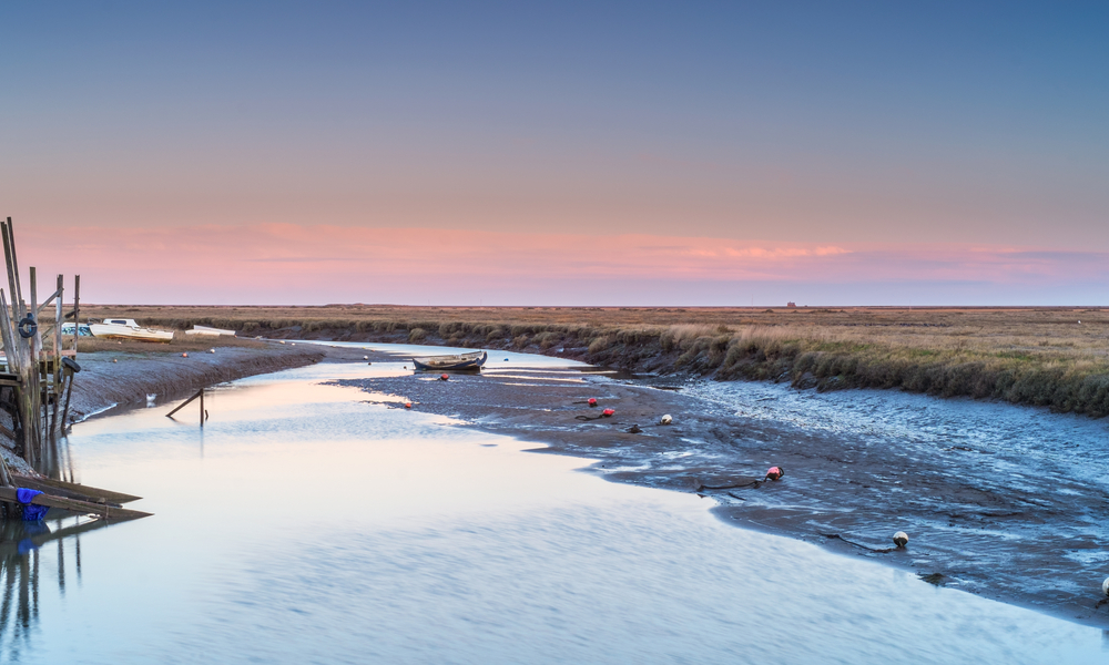 Cley-next-the-Sea, Norfolk© Shutterstock