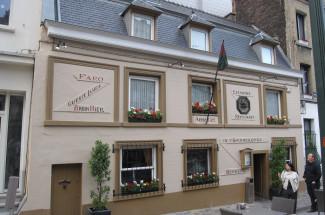 In't Spinnekopke restaurant, Brussels, Belgium