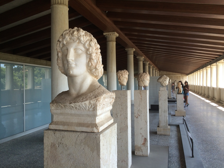 Agora Museum, Athens