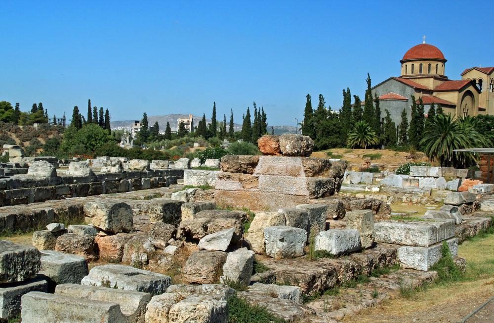Keramikos cemetery, Athens